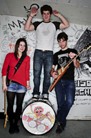 The Kickstand Band - Hi-Res Photo
